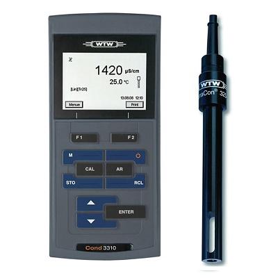 pH 3110 WTW с pH-электродом SenTix 41