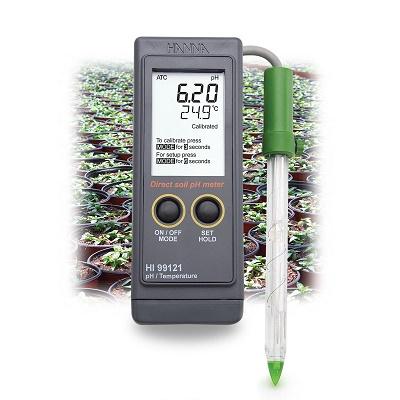 ph-метр для почвы HI99121