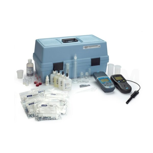 Портативная лаборатория для анализа качества питьевой воды HACH 251234